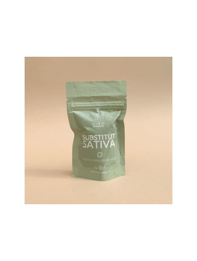 Substitut de tabac - Sativa  CBD