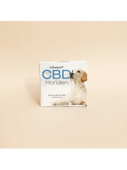 Pastilles de CBD pour chiens - Cibapet