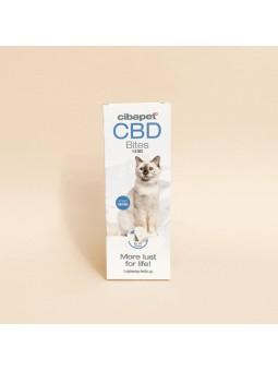 Bouchées pour chats au CBD - Cibapet