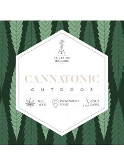 Fleurs de CBD - La Cannatonic  CBD