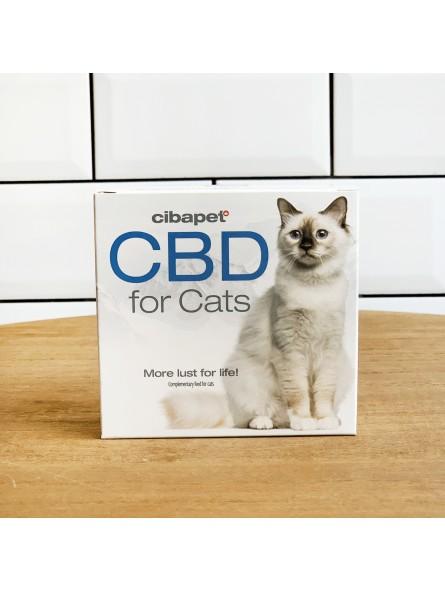 Pastilles de CBD pour chats