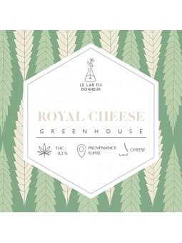 Fleurs de CBD - La Royal Cheese  CBD
