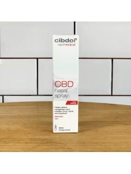 Spray nasal au CBD
