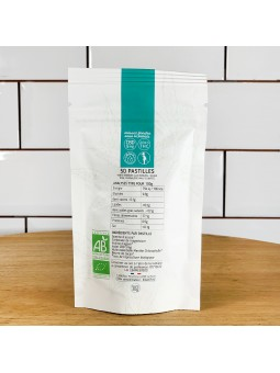 Pastilles au CBD - 5 mg - Menthe - Bioactif