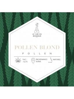 Pollen de CBD - Blond  CBD