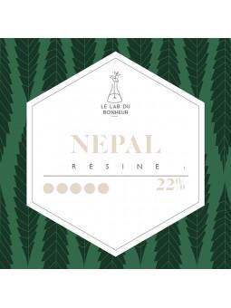 Résine de CBD - La Nepal  CBD