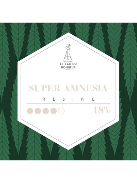Résine de CBD - La Super Amnesia  CBD