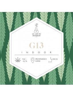 Fleurs de CBD - La G13  CBD