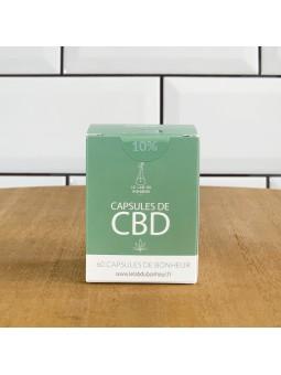 Capsules 10% CBD - Le Lab du Bonheur