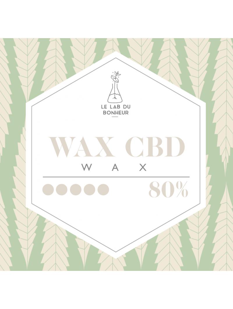 Wax de CBD  CBD