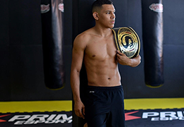 Le CBD et le sport, interview de Johnata Silva, champion de MMA